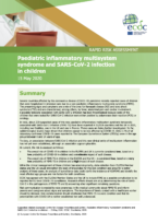 Paediatric inflammatory multisystem syndrome and SARS-CoV-2 infection in children